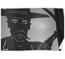 Iron Cowboy Poster