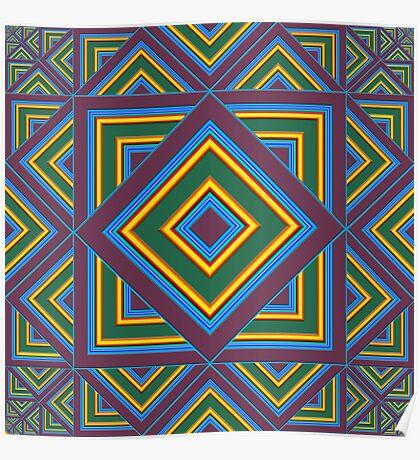 Tessellations Poster