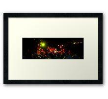 Ash Framed Print