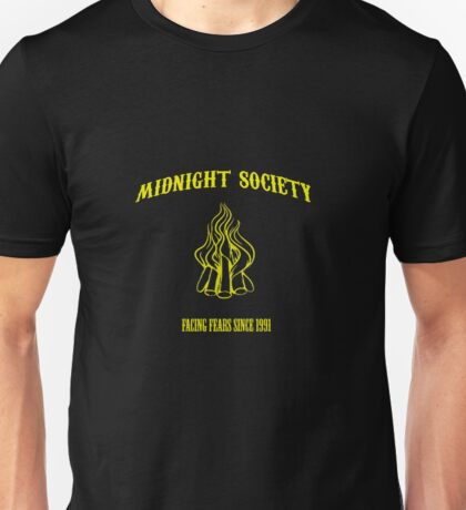 Are you afraid of the dark Unisex T-Shirt