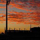 Subiaco Silhouettes by Stephen Horton