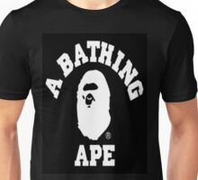 Black Bathing Ape Unisex T-Shirt