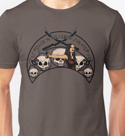 Unstoppable River Unisex T-Shirt