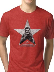 Che: Let's be realistic Tri-blend T-Shirt