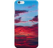Red Sky iPhone Case/Skin