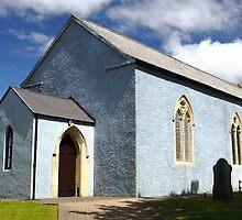 St. Pauls Church of Ireland by Stephen Maxwell