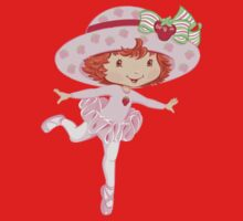 Little Ballerina One Piece - Short Sleeve