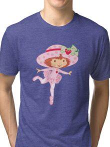 Little Ballerina Tri-blend T-Shirt