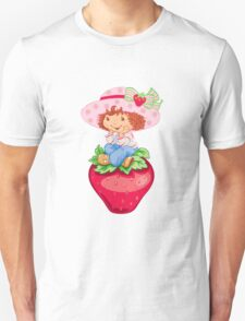 Strawbery Girl Unisex T-Shirt