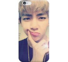Taehyung of BTS inspired iPhone Case/Skin