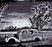 Elderly Car not going far. by myraj