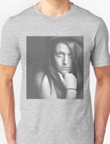 Levi - Portrait Unisex T-Shirt