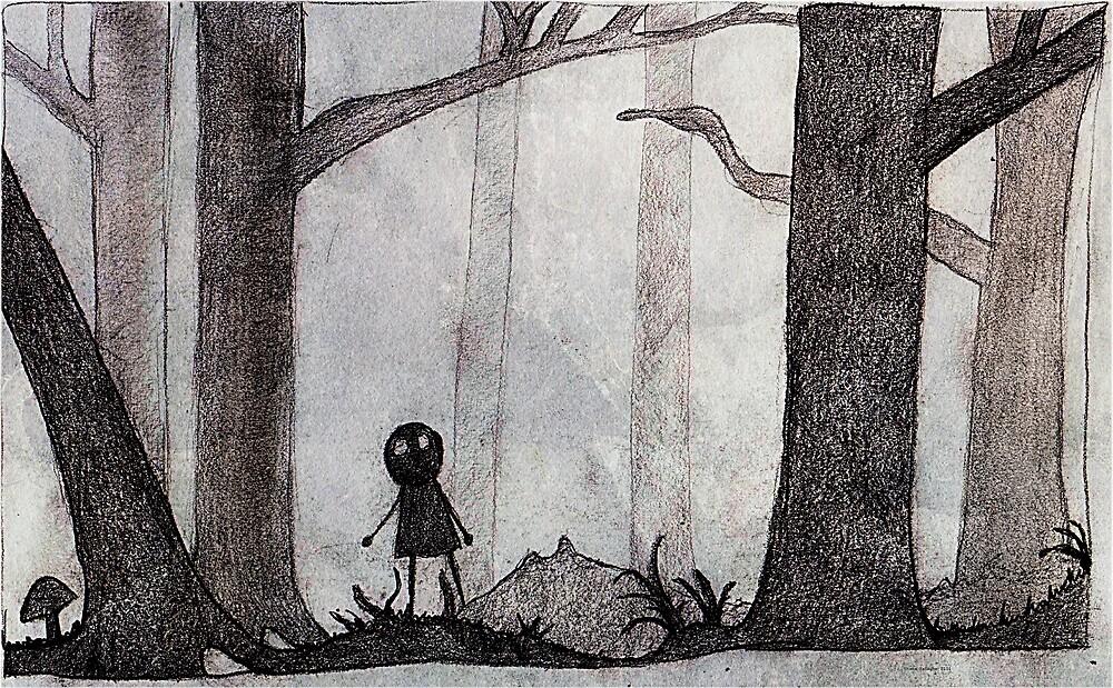 ..Monochrome: Lost.. by Shane Gallagher