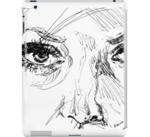 Engraved Ink iPad Case/Skin