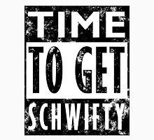 Rick and Morty Get Schwifty Lyrics Print T-Shirt