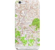 USGS Topo Map Oregon Bend 283300 1955 250000 iPhone Case/Skin