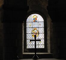 London - Tower of London - Church 2 by Darrell-photos