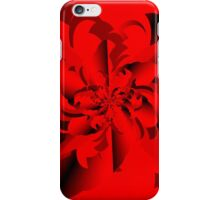 Blood Blossom iPhone Case/Skin