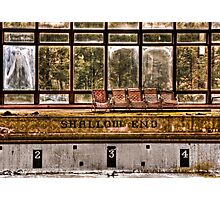 Shallow End Photographic Print