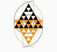 Golden Pyramids O Unisex T-Shirt