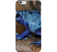Funky Poison Dart Frog iPhone Case/Skin