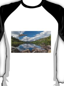 Vulcan Over Lake T-Shirt