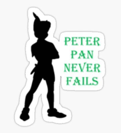 Peter Pan Sticker