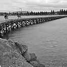 Victor Harbour Causeway by Ali Brown