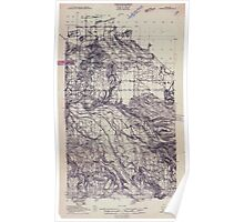 USGS Topo Map Oregon Boring 282192 1911 48000 Poster