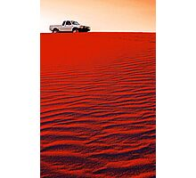 Toyota Hilux  Photographic Print