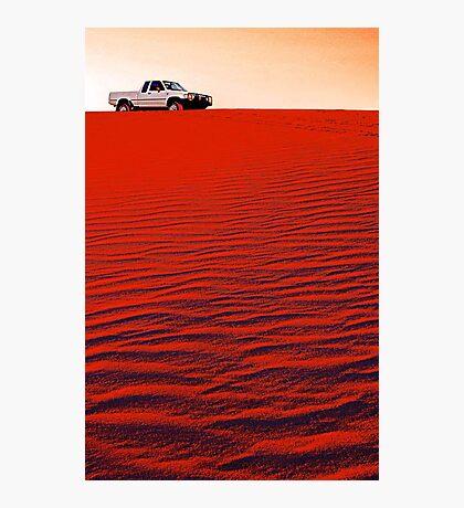 Toyota Hilux  Photographic Print