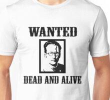 Wanted - Schrodinger Unisex T-Shirt