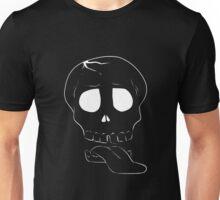 ZombieHIPPY • Skull - Black Unisex T-Shirt