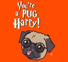 Harry Pug Kids Tee
