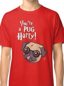 Harry Pug Classic T-Shirt