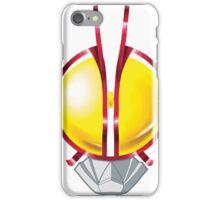 Japan-Hero-03 iPhone Case/Skin