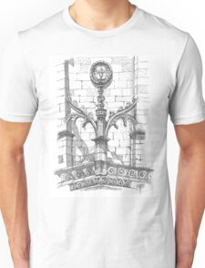 flying buttress .  Unisex T-Shirt