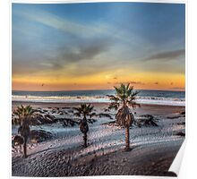 Wake up for Sunrise in California Poster