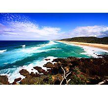 The Beautiful Coral Sea Photographic Print