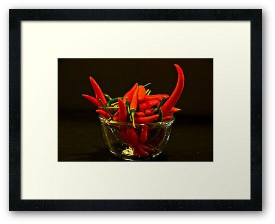 Spicy enough? by Kornrawiee