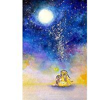 starry night Photographic Print