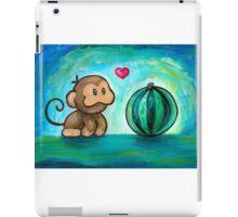 Ukiki, the Yoshi's Island Monkey! iPad Case/Skin