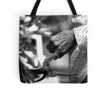 A life with flowers ... II Tote Bag