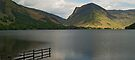 Buttermere and Fleetwith Pike by WatscapePhoto