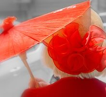 Lady In Red by Laurie Minor