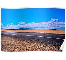 la route Poster