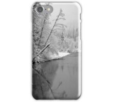 First Snow - Mount Baker Washington iPhone Case/Skin