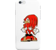 Minimalist Modern Knuckles 3 iPhone Case/Skin