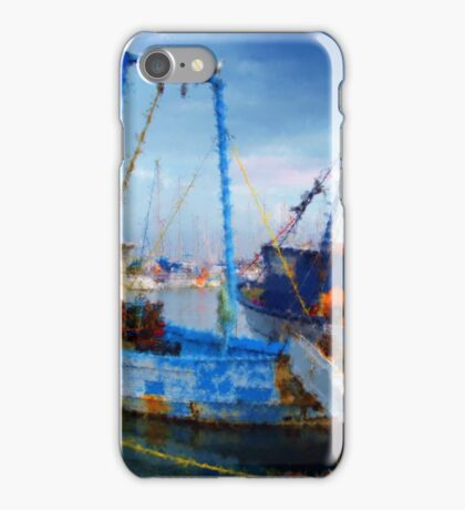 Fisher Boats iPhone Case/Skin