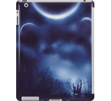 Fantastic Landscape With Planets iPad Case/Skin